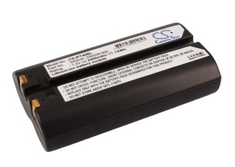 Battery for Honeywell 550030, 550039 HON5003-Li 7.4V Li-ion 2400mAh / 17.76Wh