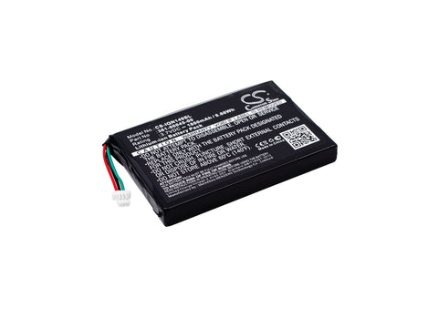 Battery for Garmin Nuvi 1490TV, Nuvi 2585TV 361-00045-00, 361-00045-20 3.7V Li-i