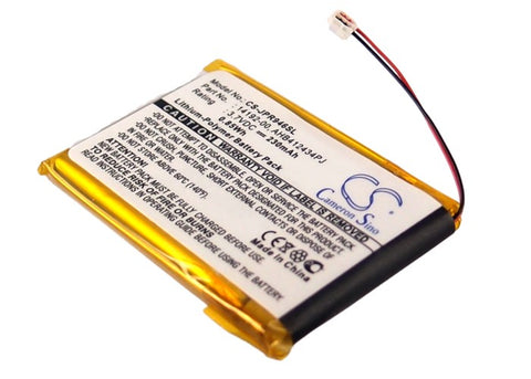 Battery for Jabra Pro 9400, Pro 9450, Pro 9460, Pro 9465, Pro 9470 14192-00, AHB
