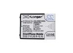 Battery for KOOBEE M100, S100, S3 BL-61CT 3.8V Li-ion 2000mAh / 7.60Wh
