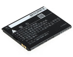 Battery for K-Touch U83t U83t 3.7V Li-ion 1500mAh / 5.55Wh