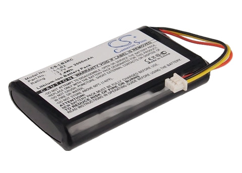 Battery for Logitech M-RAG97, MX1000 cordless mouse 190247-1000, L-LB2 3.7V Li-i