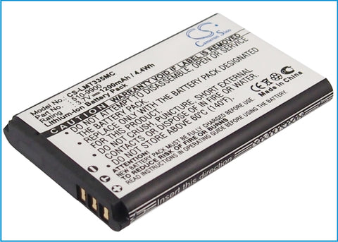Battery for Liquid Image Impact 365, Impact 367, Summit 335, Summit 337 055, 510
