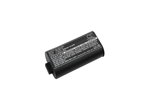 Battery for Logitech S-00147, UE MegaBoom 533-000116 7.4V Li-ion 2600mAh / 19.24