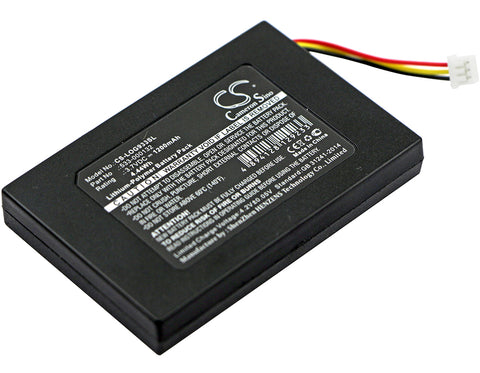 Battery for Logitech G533, G933 533-000132 3.7V Li-Polymer 1200mAh / 4.44Wh