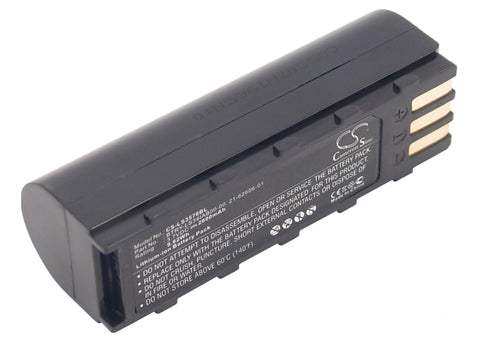 Battery for Zebra MT2000, MT2070, MT2090 KT-BTYMT-01R 3.7V Li-ion 2600mAh / 9.62
