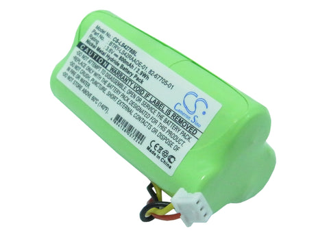 Battery for SYMBOL DS6878, DS6878-SR, LS4278, LS4278-M 82-67705-01, BTRY-LS42RAA