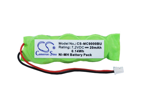 Battery for Symbol MC9000, MC9060, MC9090, MC9090-G, MC9090-GF0H9EGA25R, MC9090-