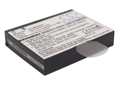 Battery for SkyGolf SG5, SG5 Range Finder, SkyCaddie SG5 BAT-00022-1050 3.7V Li-