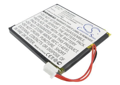 Battery for Universal MX-3000, MX-3000i BTPC56067, BTPC56067A, BTPC56067B, PC046