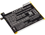 Battery for Meizu M5c, M710H, M710M BT710 3.8V Li-Polymer 3000mAh / 11.40Wh