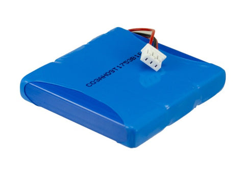 Battery for Mylex PCB Raid Cache 752006, E9115C, ES 757B 3.6V Ni-MH 1100mAh