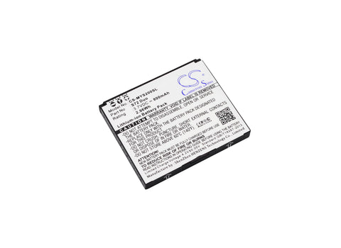 Battery for MyPhone S72 Duo S72 Duo 3.7V Li-ion 800mAh / 2.96Wh