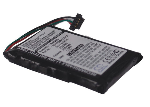 Battery for Typhoon MyGuide 3600, MyGuide 3610, MyGuide 3620 0512-002617, 20-005