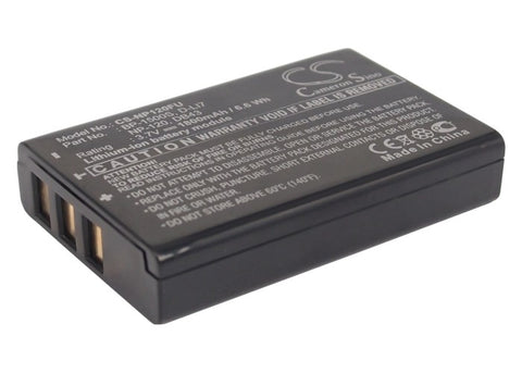 Battery for Praktica Luxmedia 18-Z36C, Luxmedia 20-Z35S 3.7V Li-ion 1800mAh / 6.