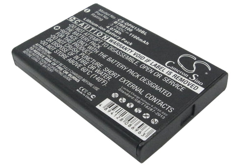 Battery for Opticon H13, H-13, OPH-1003, OPH-1004, OPH-1005, OPH-3000, OPH-3001,