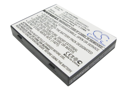 Battery for Opticon H16, H-16, H-16A, H-16B, H19, H-19, H19A, H-19a, H19A-EN-K01