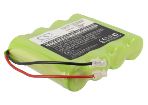 Battery for Cobra CP200, CP200S 4.8V Ni-MH 1300mAh/6.2Wh