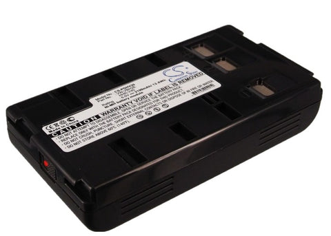 Battery for Panasonic LC-1, NV-3CCD1, NV-61, NV-63, NV-A1/E, NV-A3/E, NV-ALEN, N