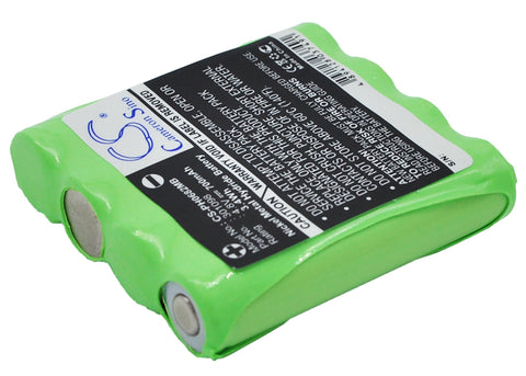 Battery for Philips CE0682, CE06821, MBF8020 301098 4.8V Ni-MH 700mAh
