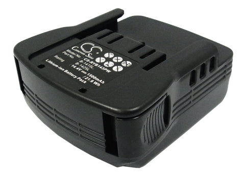 Battery for Ryobi BDM-143, BFL-140, BID-140, BID-1410, BID-1411, BID-142, BID-14