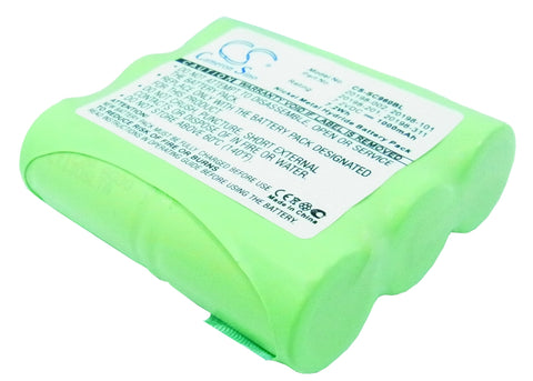 Battery for SYMBOL H960-C, PTC-960C, PTC-960CL, PTC-960DS, PTC-960L, TX94C2-D 14