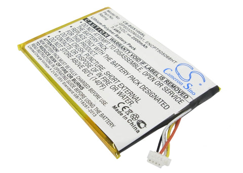 Battery for SkyGolf SkyCaddie Breeze SGX SGXW, SkyCaddie SGX, SkyCaddie SGX GPS