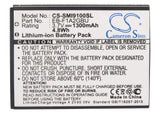 Battery for Samsung EK-GC100, Galaxy Camera, Galaxy M, Galaxy R, Galaxy R Style,