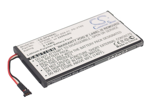Battery for Sony PCH-1001, PCH-1006, PCH-1101, PlayStation Vita, PS Vita 4-297-6