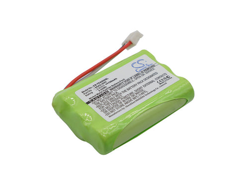 Battery for TDK Life On Record A08 3AAA-HHC 3.6V Ni-MH 700mAh / 2.52Wh