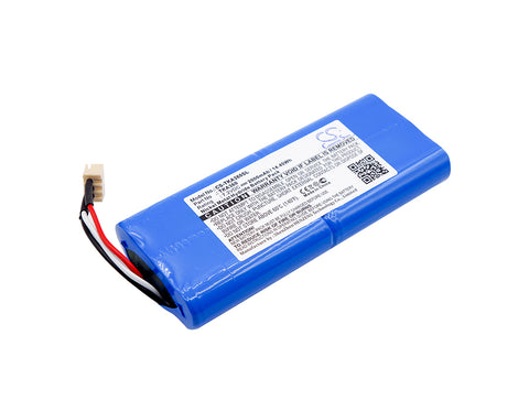 Battery for TDK Life on Record A360, Life on Record Q35, Soma 360 7.2V Ni-MH 200
