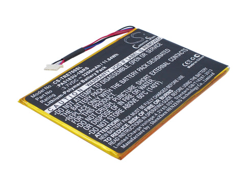 Battery for Toshiba AT7-B, AT7-C, AT7-C8, Excite Go Mini 7 PA5183U-1BRS 3.7V Li-