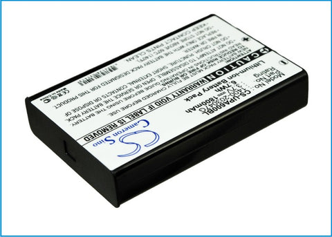 Battery for GICOM GC9600, LK9100, LK9150 3.7V Li-ion 1800mAh / 6.66Wh