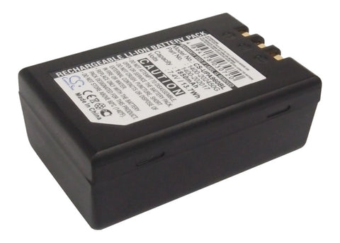 Battery for Unitech PA960, PA962, PA963, RH767, RH767C 1400-202017, 1400-202450G