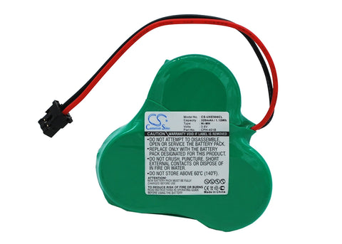 Battery for Embassy CP-200, CP-300 3.6V Ni-MH 320mAh / 1.15Wh