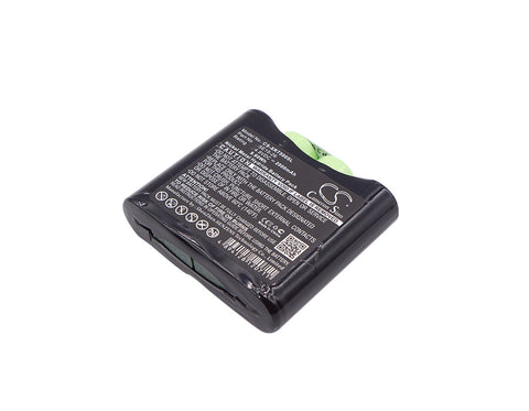 Battery for X-Rite 500, 504, 508, 518, 520, 528, 530 SE15-26 4.8V Ni-MH 2000mAh