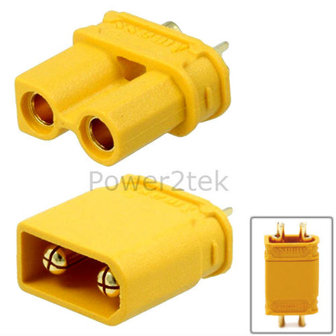 Genuine Amass XT30U Male/Female 2mm Plug Bullet Connectors