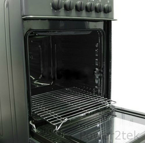 Universal Oven/Cooker/Grill Base Bottom Shelf Tray Stand Rack in Oven Cooker