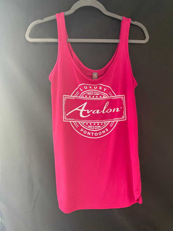 District Women's Drapey Tank