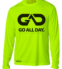 GO ALL DAY® Performance DRY-FIT Long-Sleeve Shirt