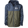 All-Weather Lightweight Zip Hooded Jacket