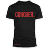 """CONQUER"" Signature Series Tee (Black)"