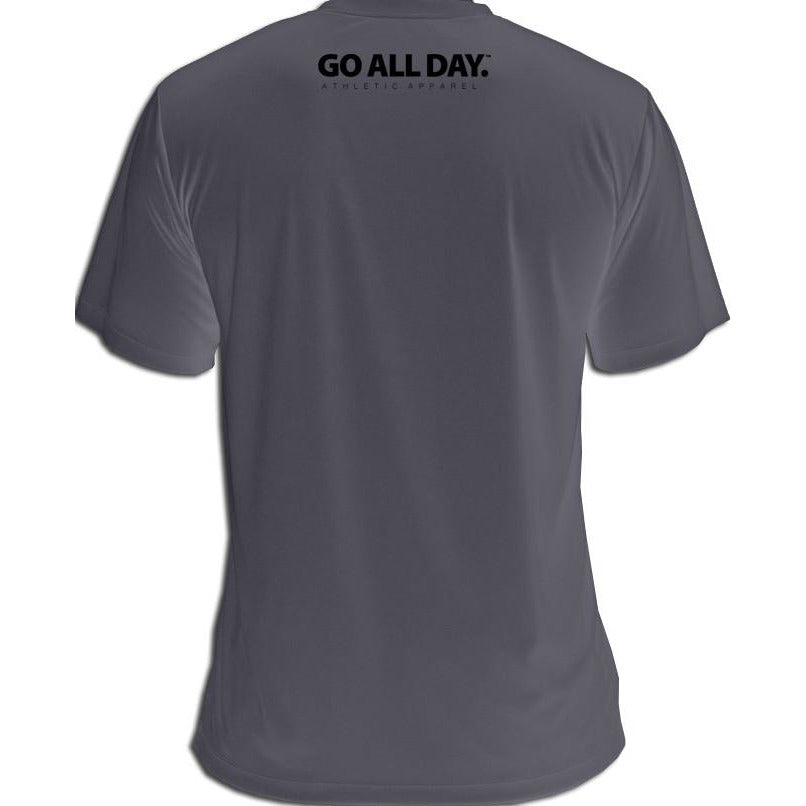 DRY-FIT Mens Tee (Slate Grey) Performance