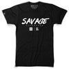 SAVAGE Lifestyle Poly/Cotton Tee