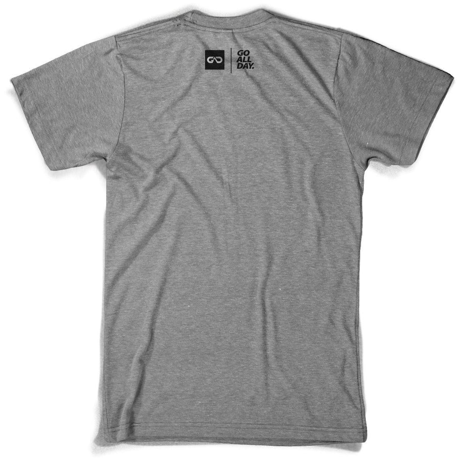 HISTORY IN THE MAKING TriBlend Tee (Grey)