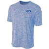 Galaxy DRY-FIT Mens Performance Tee (Light Blue)