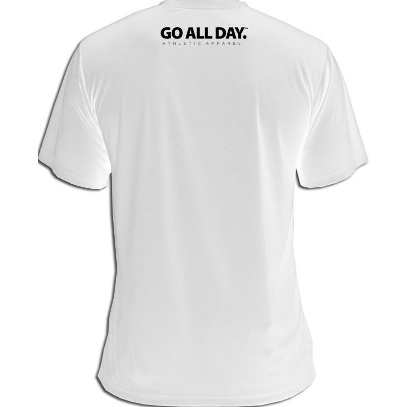DRY-FIT Mens Tee (White) Performance