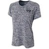 Galaxy DRY-FIT Womens Performance Tee (Black)