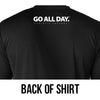 DRY-FIT Long-sleeve Shirt (Black) Performance