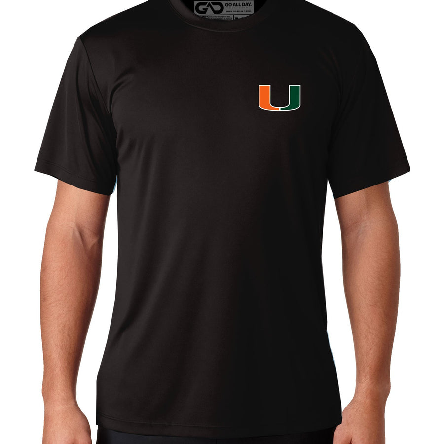 "*Pre-Order ""UM RUGBY"" Performance DRY-FIT Tee"